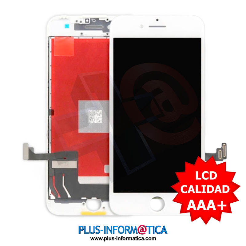 76129e6b3cb Apple Pantalla iPhone 7 Plus Blanco AAA++